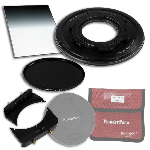 Fotodiox WonderPana 66 FreeArc Essentials ND 0.9SE Kit fo...