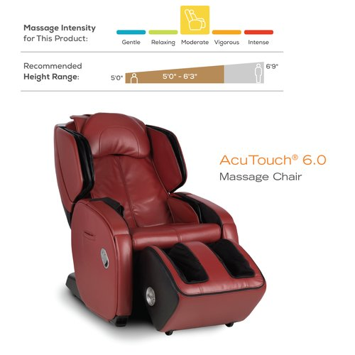 Human Touch AcuTouch 6.0 Reclining Massage Chair