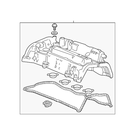 Acura TLX PCV Valve, PCV Valve for Acura TLX