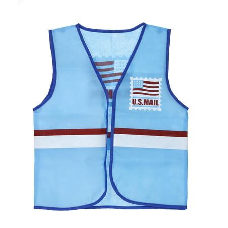 Load Carrier Vest - Wearable Nonwoven Postal Carrier Vest