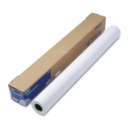 Epson Banner Roll - Epson Non-Glare Matte-Finish Inkjet Paper, Double-Weight, 36