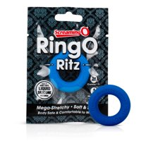 RingO Ritz Super Stretchy Erection Ring by Screaming O Pleasure Products