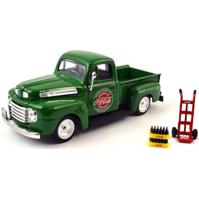 Motorcity MOT467431 Coca-Cola - 1948 Ford Pickup Truck