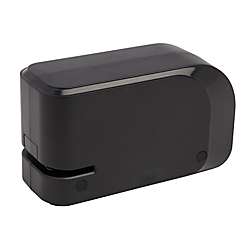 Office Depot Half-Strip Compact Electric Stapler, Black, 71757 by