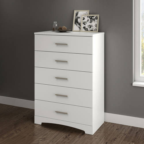 South Shore Gramercy 5-Drawer Chest, Multiple Finishes