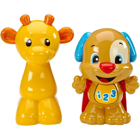 Fisher Price Laugh   Learn Talk N Teach Puppy   Giraffe