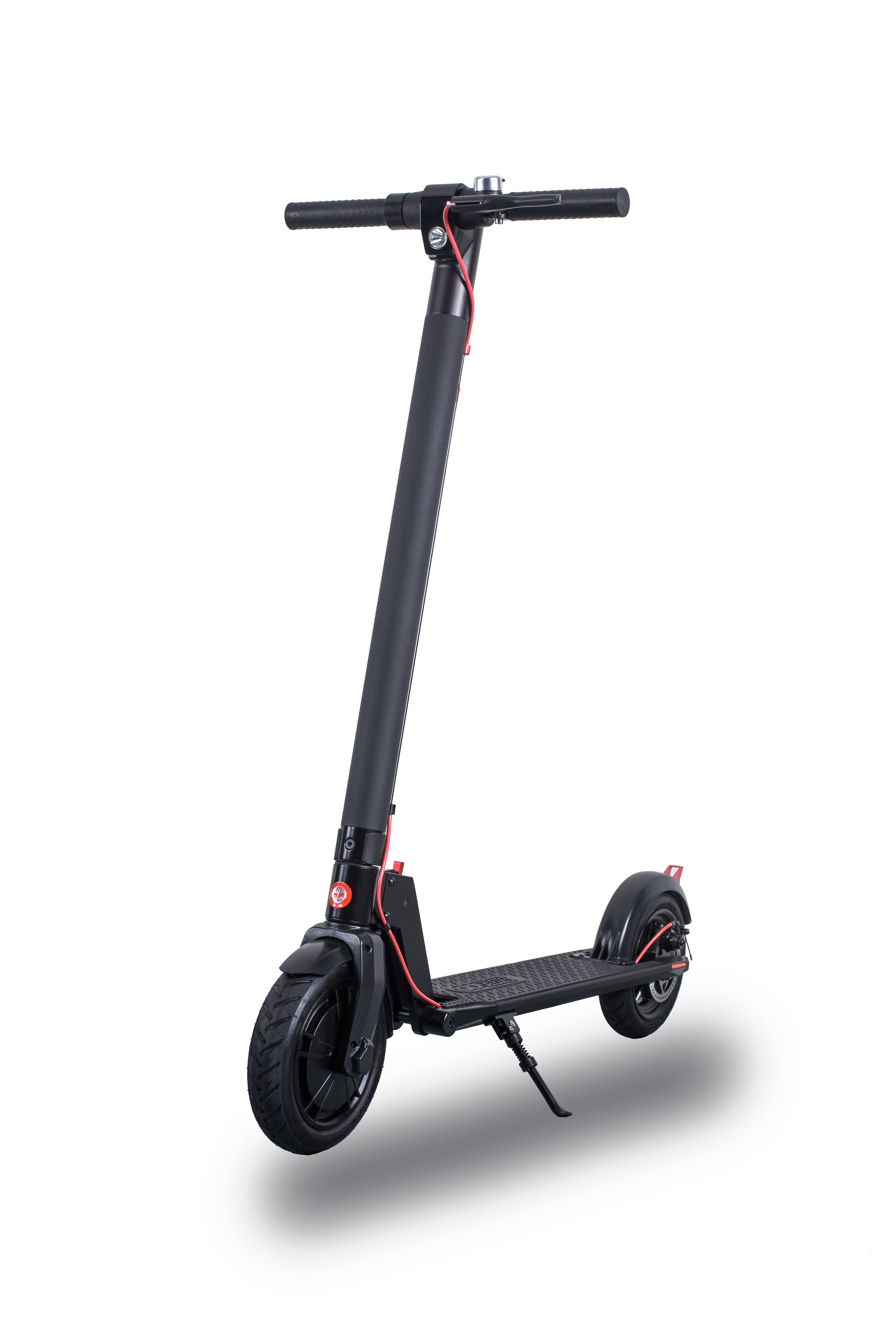 """GOTRAX GXL Commuting Electric Scooter 8.5"""" Air Filled Tires 15.5MPH & up to 12mile Range Version 2 by GoLabs, Inc"""