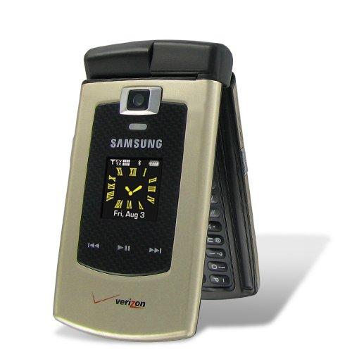 Samsung SCH U740 Alias - Gold (Verizon) Cellular Phone manufacture refurbished