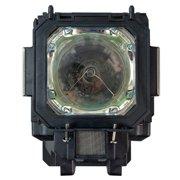 Sanyo PLC-ET30L Projector Housing with Genuine Original OEM Bulb
