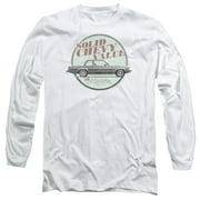 Chevy Do The 'Bu Mens Long Sleeve Shirt