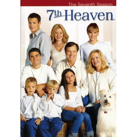 7Th Heaven  The Seventh Season    Dvd