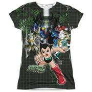 Astro Boy Group Juniors Sublimation Shirt