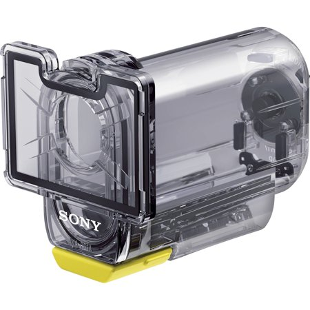 Sony MPK-AS3 Action Cam Underwater Marine Housing Case (197 ft./ 60m) for HDR-AS15, AS20, AS30V, AS100V, AS200V
