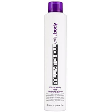 Paul Mitchell Extra-Body Firm Finishing Hairspray Hairspray, 11 Oz Head Extra Firm Hair Spray