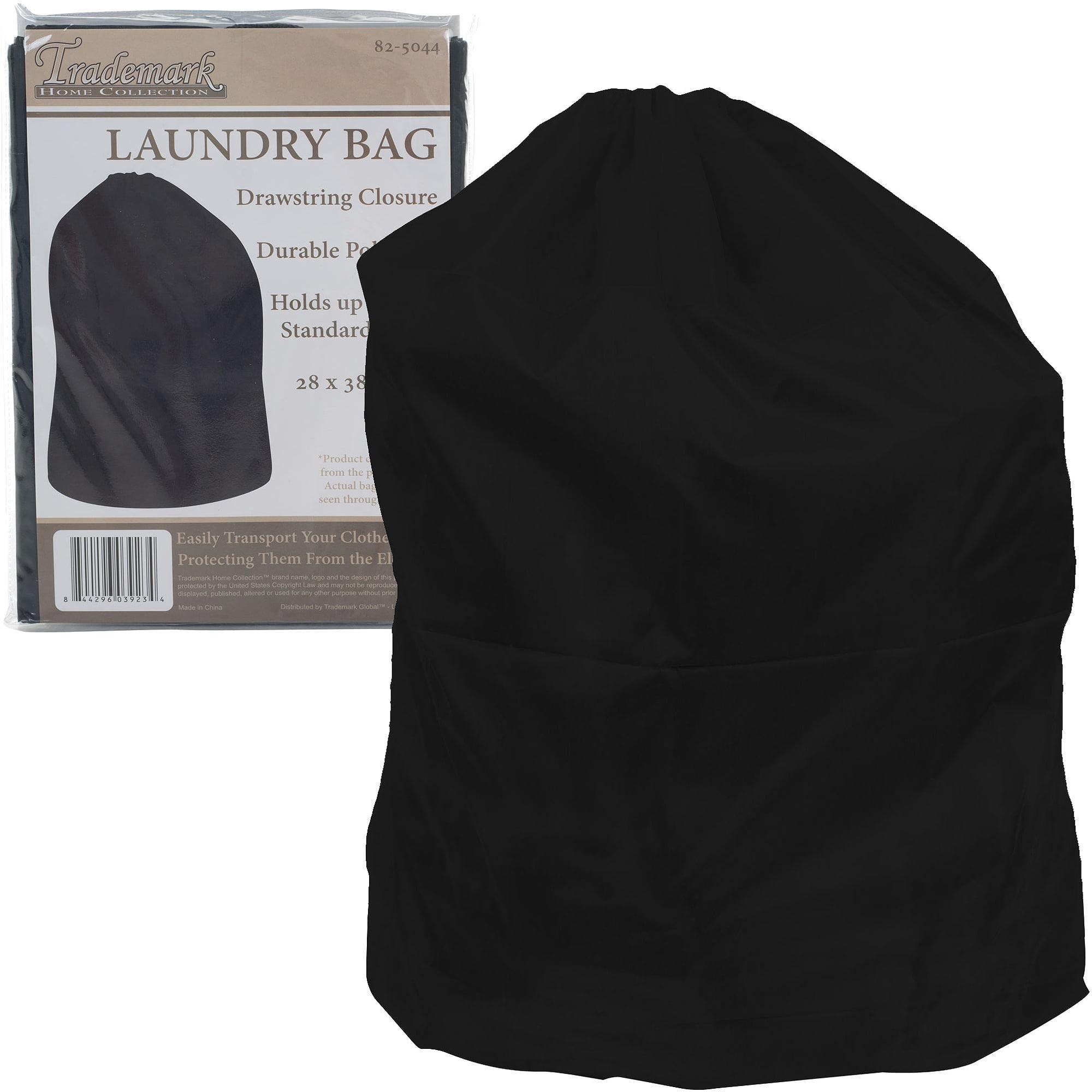 Trademark Home Heavy-Duty Jumbo Sized Nylon Laundry Bag