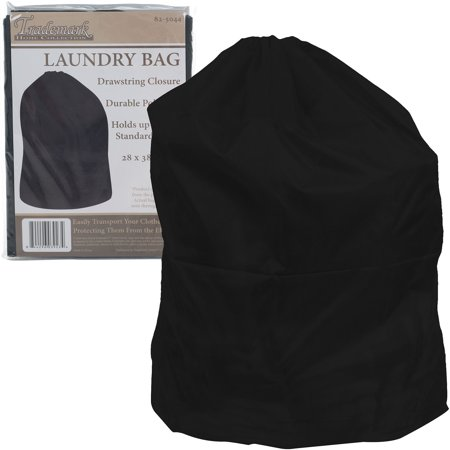 Trademark Home Heavy-Duty Jumbo Sized Nylon Laundry Bag - Walmart.com