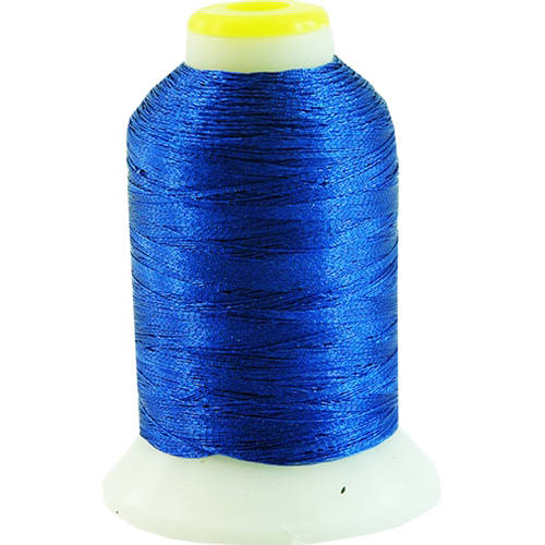 Threadart Metallic Embroidery Thread, 500m Spools, 25 Colors Available