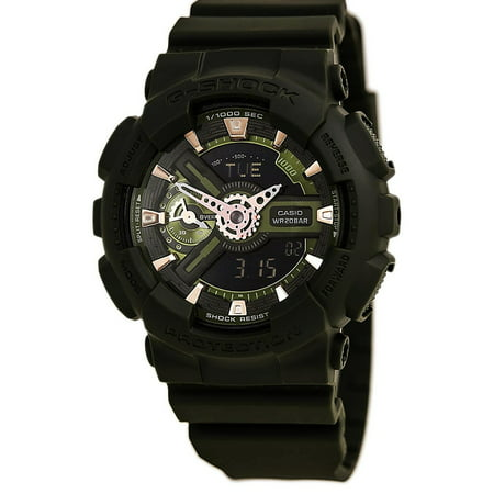 Casio G-Shock Mens Watch GMAS110CM-3ACR