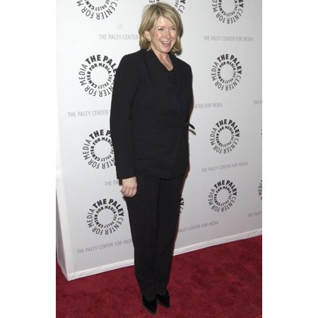 Martha Stewart At Arrivals For She Made It Women Creating Television And Radio The Paley Center For Media New York Ny December 06 2007 Photo By Patrick CallahanEverett Collection (She Rules Womens Collection)