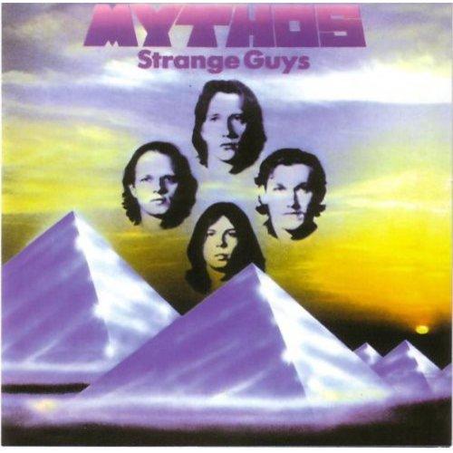 Mythos - Strange Guys [CD]