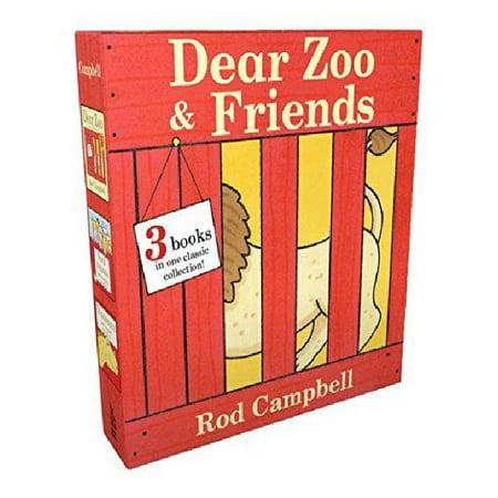 Dear Zoo   Friends  Dear Zoo   Farm Animals   Dinosaurs