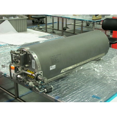 Laminated Poster The Advanced Recycle Filter Tank Assembly  Arfta  Consists Of A Tank  Three Types Of Filter Assembli Poster Print 24 X 36