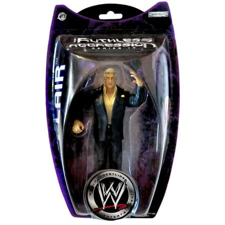 WWE Wrestling Ruthless Aggression Series 14 Ric Flair Action Figure](Ric Flair Robe)