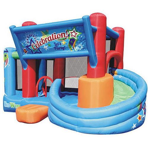KidWise Celebration Station Bounce House
