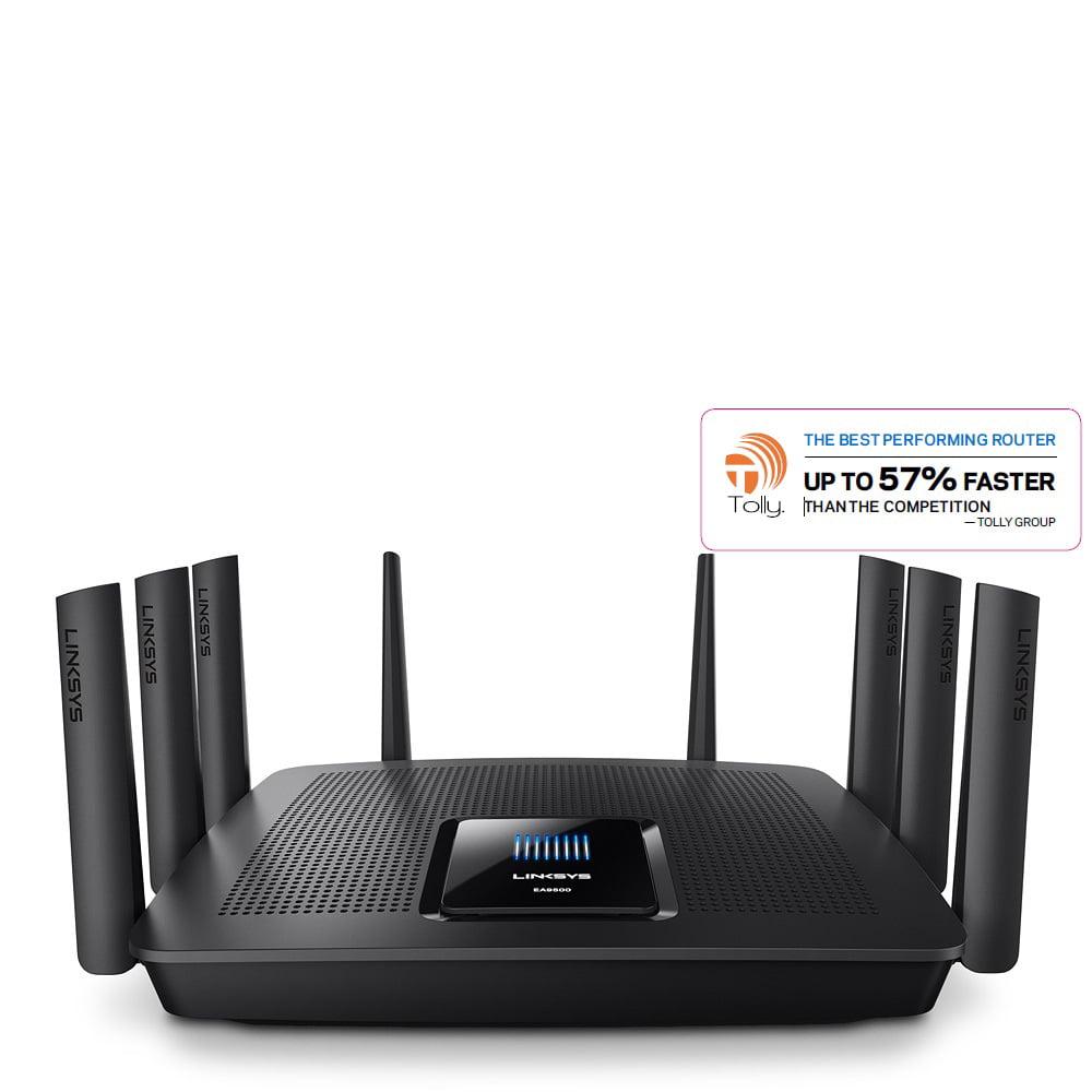 Linksys EA9500 Max-Stream? AC5400 MU-MIMO Gigabit Wi-Fi Router