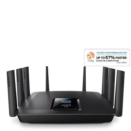 Linksys EA9500 Max-Stream AC5400 MU-MIMO Gigabit Wi-Fi