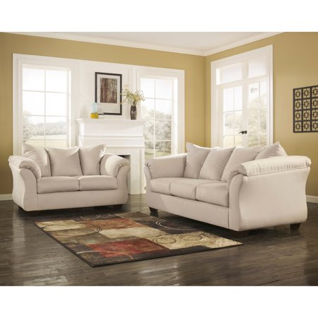 Signature Design by Ashley Darcy Fabric Living Room Set