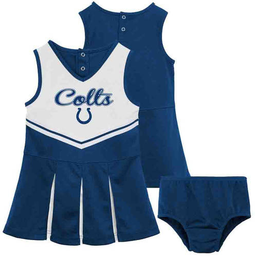 NFL Indianapolis Colts Girls Cheerleader Suit