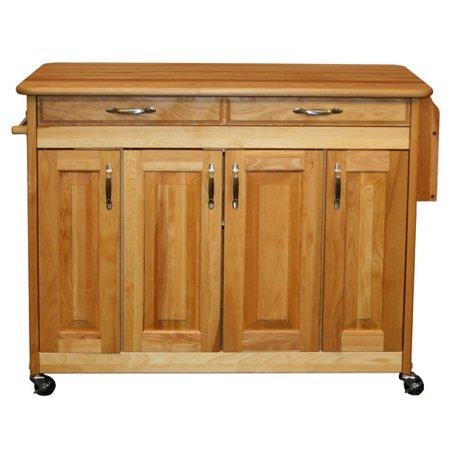 Catskill Craftsmen Kitchen Kitchen Cart - Catskill Craftsmen, Inc. Kitchen Island