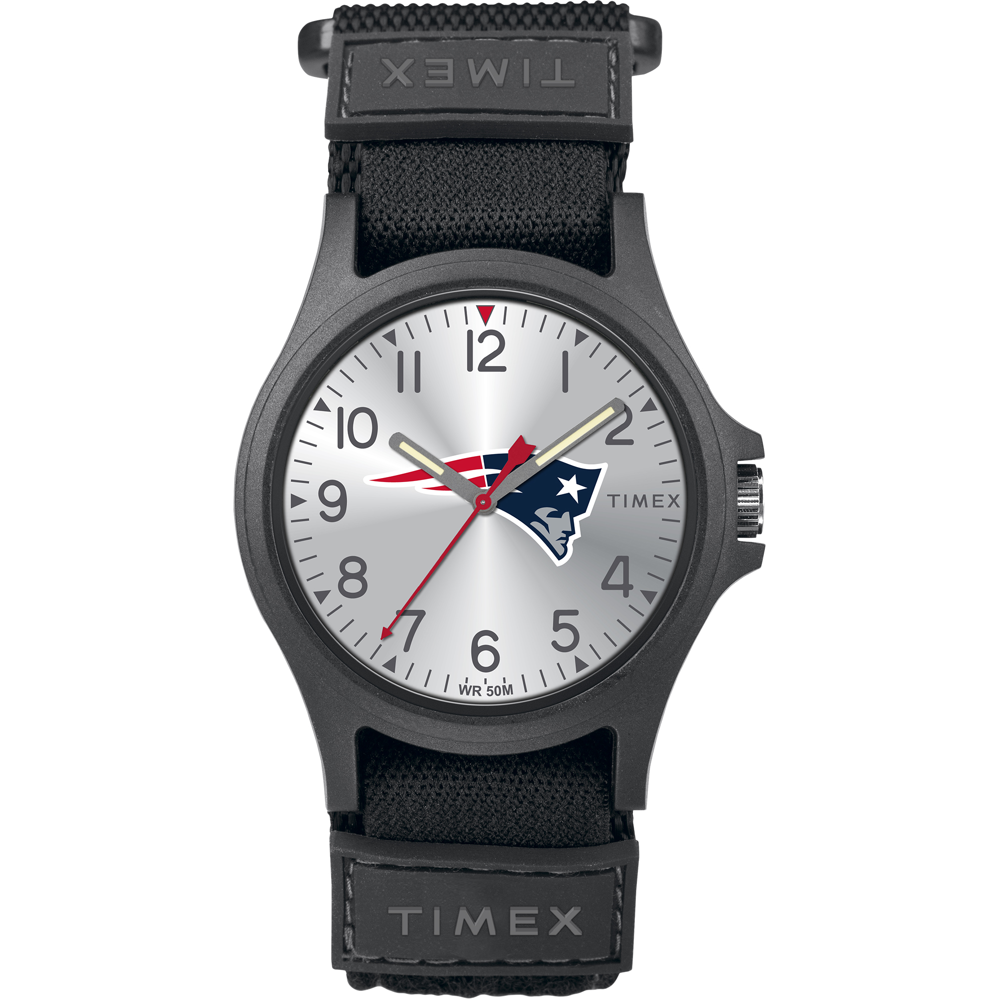 Timex - NFL Tribute Collection Pride Men's Watch, New England Patriots