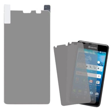 Insten 2-Pack Clear LCD Screen Protector Film Cover For Kyocera Hydro View