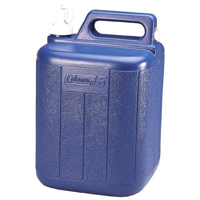 Coleman 5-Gallon Water Carrier, Blue