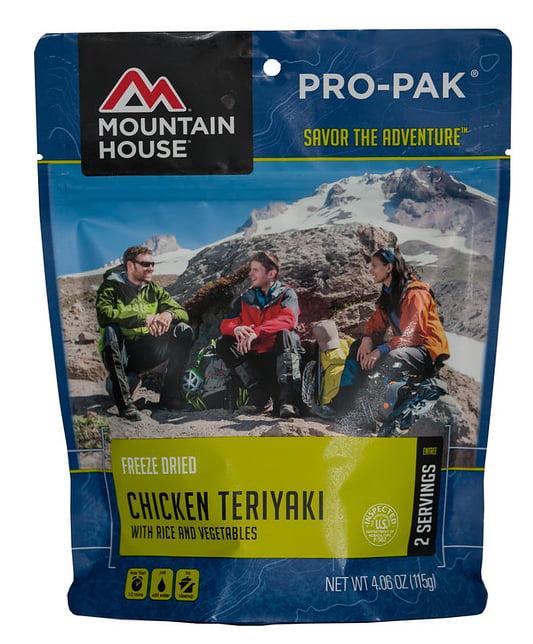 Mountain House Chicken Teriyaki Pro-Pak by Mountain House