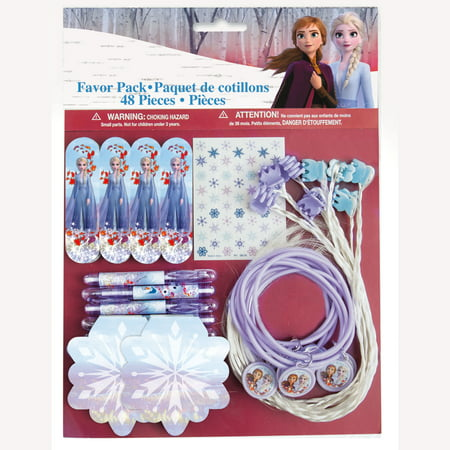 Party De Frozen (Frozen 2 Party Favors for 8,)