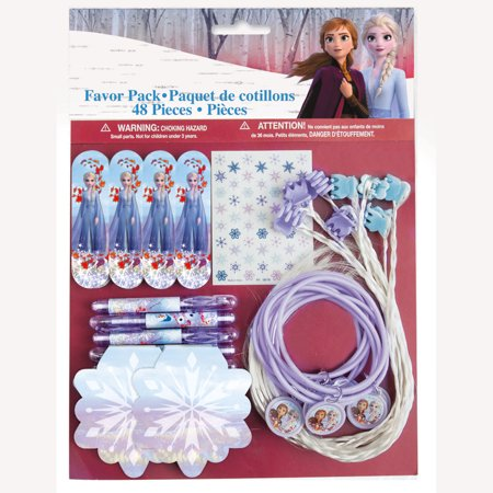 Frozen Characters For Party (Frozen 2 Party Favors for 8,)