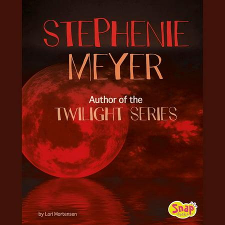 Stephenie Meyer - Audiobook