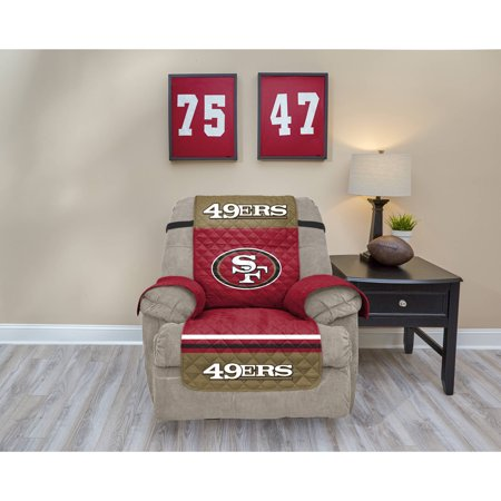 San Francisco 49ers Recliner 49ers Leather Recliner