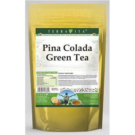 Pina Colada Green Tea (50 tea bags, ZIN: 530819) - Pina Colada Punch