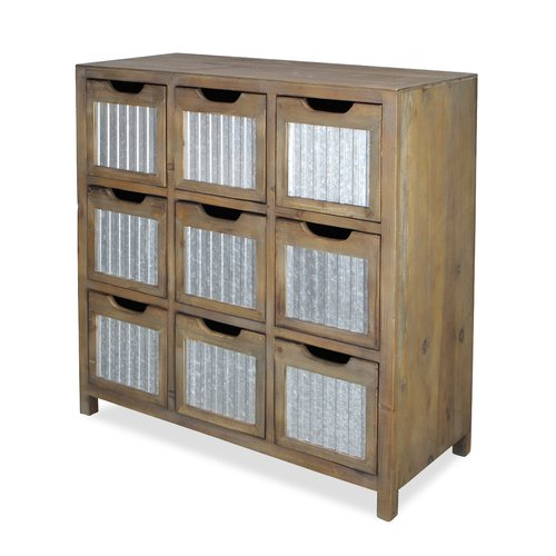 Cheungs 9 Drawer Accent Chest
