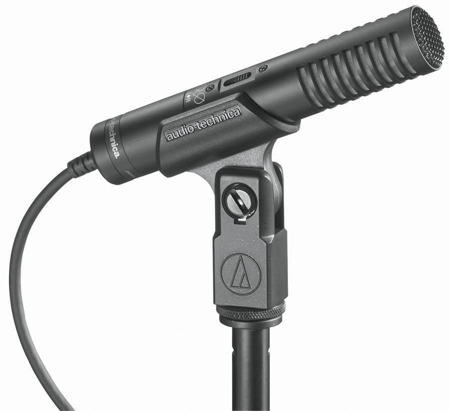 Audio-Technica PRO 24 Stereo Condenser Microphone