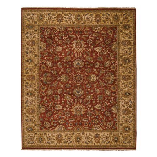 Capel Boca Park-Tabriz 1777RS Area Rug - Potters Clay