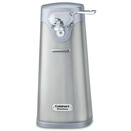Cuisinart Can Openers Deluxe Stainless Steel Can Opener (Under The Cabinet Can Opener)