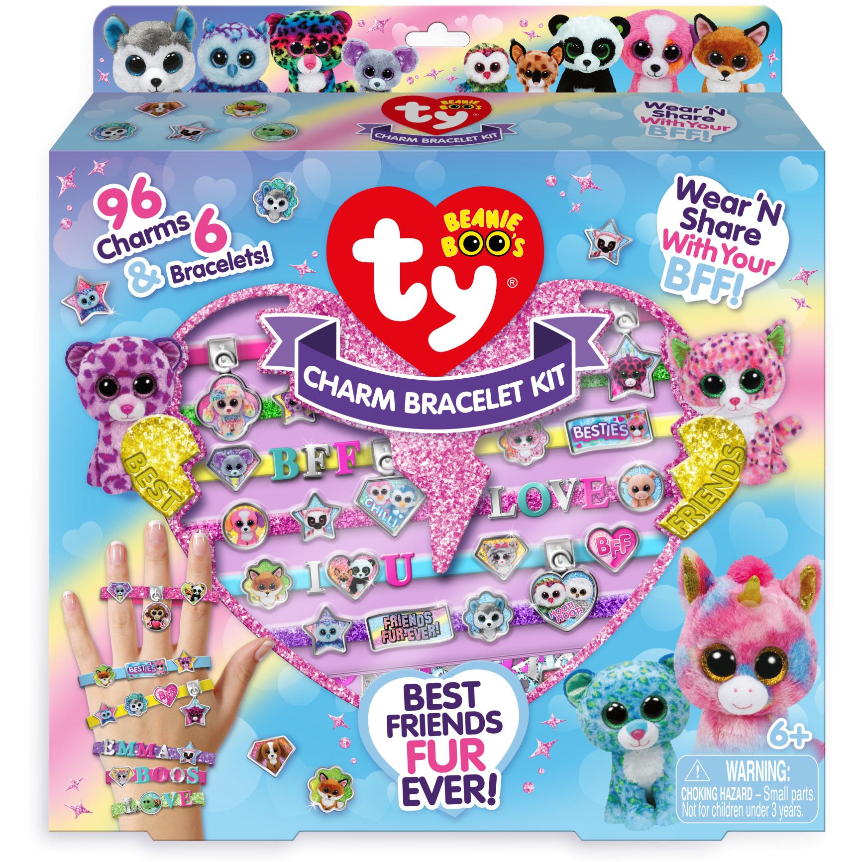 ty Beanie Boos Bracelet Bracelet Maker
