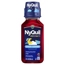 Cold & Flu: Children's NyQuil Cold & Cough Liquid