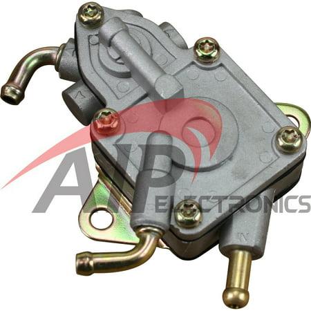 Brand New Fuel Pump fits YAMAHA Rhino 450 660 UTV 5UG-13910-01-0 5UG13910010 YXR450 YXR660 Outlet/Inlet 5/16
