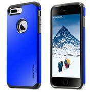 Evocel Armure Series Hybrid Case for iPhone 7 Plus, Brilliant Blue